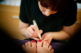 Hand & Feet Treatments