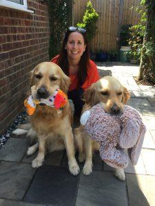 Charlotte, Alfie & Rosie